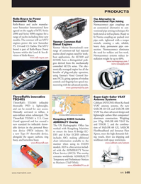 Marine News Magazine, page 105,  Nov 2015
