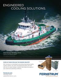 Marine News Magazine, page 4th Cover,  Nov 2015