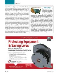 Marine News Magazine, page 22,  Nov 2015