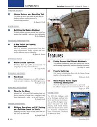 Marine News Magazine, page 2,  Nov 2015