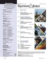 Marine News Magazine, page 4,  Nov 2015