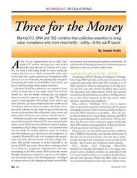 Marine News Magazine, page 84,  Nov 2015