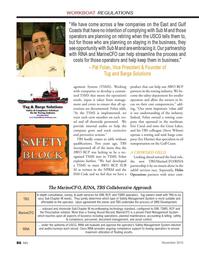 Marine News Magazine, page 86,  Nov 2015