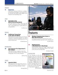 Marine News Magazine, page 2,  Dec 2015