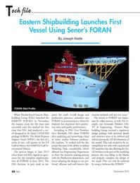 Marine News Magazine, page 48,  Dec 2015