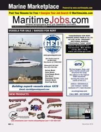 Marine News Magazine, page 60,  Dec 2015