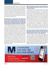 Marine News Magazine, page 16,  Jan 2016