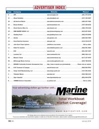 Marine News Magazine, page 64,  Jan 2016