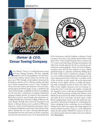 Marine News Magazine, page 12,  Feb 2016