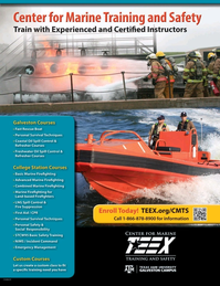 Marine News Magazine, page 2nd Cover,  Feb 2016