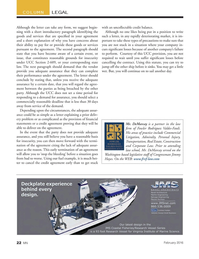 Marine News Magazine, page 22,  Feb 2016