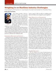 Marine News Magazine, page 30,  Feb 2016