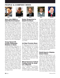 Marine News Magazine, page 54,  Feb 2016