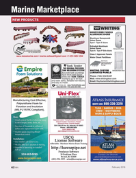 Marine News Magazine, page 62,  Feb 2016