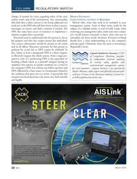 Marine News Magazine, page 22,  Mar 2016