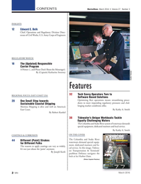 Marine News Magazine, page 2,  Mar 2016