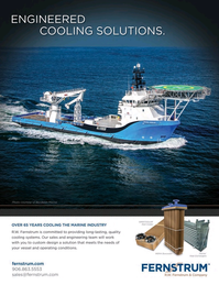 Marine News Magazine, page 4th Cover,  Mar 2016