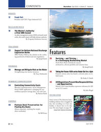 Marine News Magazine, page 2,  Apr 2016