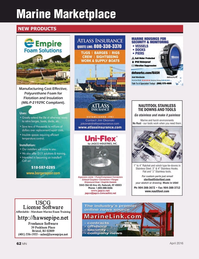 Marine News Magazine, page 62,  Apr 2016