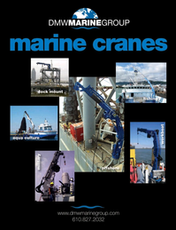 Marine News Magazine, page 3rd Cover,  Apr 2016