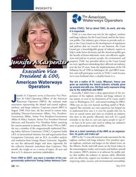 Marine News Magazine, page 12,  May 2016