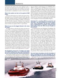 Marine News Magazine, page 14,  May 2016