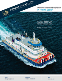 Marine News Magazine, page 2nd Cover,  May 2016