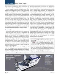 Marine News Magazine, page 30,  May 2016