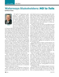 Marine News Magazine, page 32,  May 2016