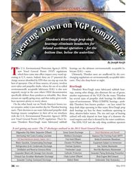 Marine News Magazine, page 36,  May 2016
