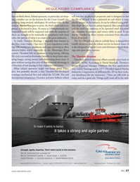 Marine News Magazine, page 37,  May 2016
