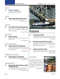 Marine News Magazine, page 2,  May 2016