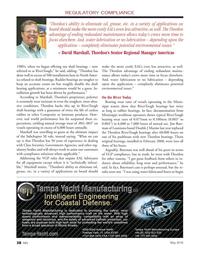 Marine News Magazine, page 38,  May 2016