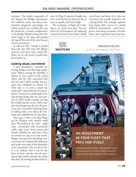 Marine News Magazine, page 43,  May 2016