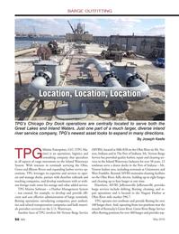 Marine News Magazine, page 50,  May 2016