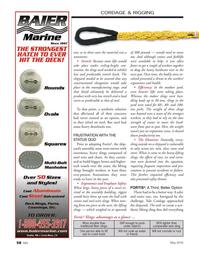 Marine News Magazine, page 58,  May 2016