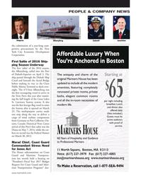 Marine News Magazine, page 69,  May 2016
