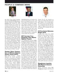 Marine News Magazine, page 70,  May 2016