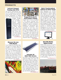 Marine News Magazine, page 72,  May 2016