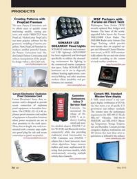 Marine News Magazine, page 74,  May 2016