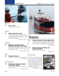Marine News Magazine, page 2,  Jun 2016