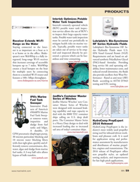Marine News Magazine, page 59,  Jun 2016