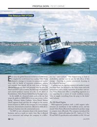 Marine News Magazine, page 32,  Jul 2016