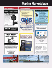 Marine News Magazine, page 63,  Jul 2016