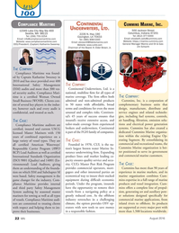 Marine News Magazine, page 22,  Aug 2016