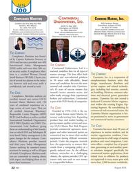 Marine News Magazine, page 22,  Aug 2016