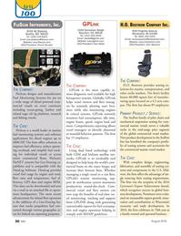 Marine News Magazine, page 30,  Aug 2016