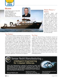 Marine News Magazine, page 36,  Aug 2016