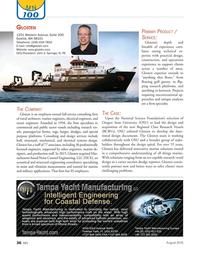 Marine News Magazine, page 36,  Aug 2016