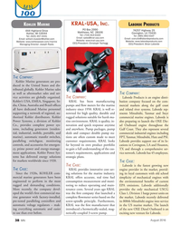 Marine News Magazine, page 38,  Aug 2016
